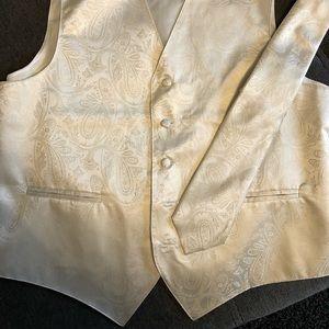 Other - Men's Suit Vest & Tie